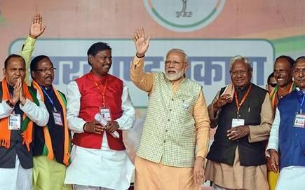 الحزب الحاكم في الهند يطلق حملة ضخمة لحشد الدعم لقانون الجنسية