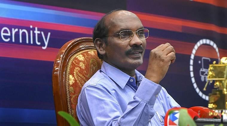 سيفان رئيس منظمة البحوث الفضائية الهندية يعلن التخطيط للمهمة الجديدة